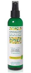 Andalou Naturals Medium Hold Hair Spray