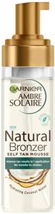 Garnier Ambre Solaire Natural Bronzer Intense Clear Self-Tanning Mousse
