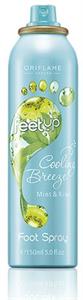 Oriflame Feet Up Cooling Breeze Mint & Kiwi Lábspray