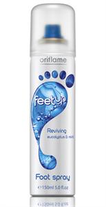 Oriflame Feet Up Élénkítő Lábspray