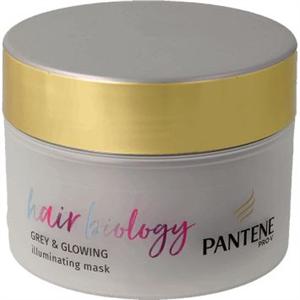 Pantene Pro-V Hair Biology Grey & Glowing Hajpakolás