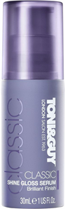 Toni & Guy Classic Shine Gloss Serum Brilliant Finish