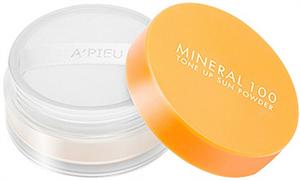 A'PIEU Mineral 100 Tone Up Sun Powder