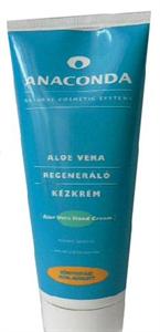 Anaconda Aloe Vera Regeneráló Kézkrém