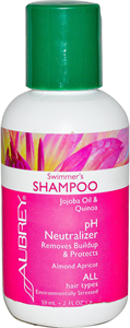 Aubrey Organics Swimmer's pH Neutralizer Shampoo