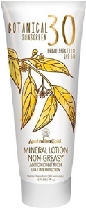 Australian Gold Botanical Mineral Sunscreen Lotion SPF30