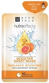 Avon Nutra Effects Booster Sheet Mask Grapefruit Kivonattal