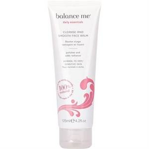 Balance Me Cleanse and Smooth Face Balm