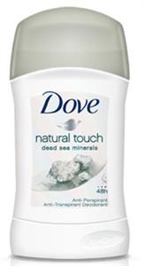 Dove Natural Touch Dead Sea Minerals Deo Stift