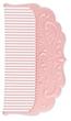 Etude House Etoinette Princess Hair Brush
