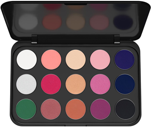 Evana Smokey Eyeshadow Palette