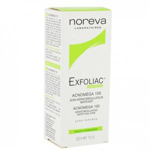 Noreva Exfoliac Acnomega 100