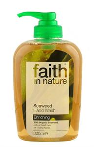 Faith In Nature Bio Tengeri Hínár Folyékony Kézmosó