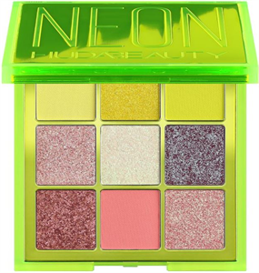 Huda Beauty Neon Green Obsession
