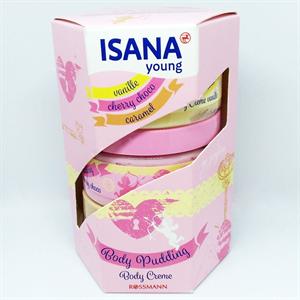 Isana Young Body Pudding Body Creme
