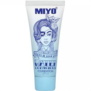 Miyo Water Conscious Foundation SPF15
