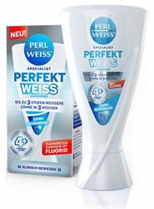 Perl Weiss Perfekt Weiss