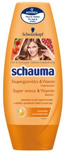 Schauma Szupergyümölcs&Vitamin Hajbalzsam