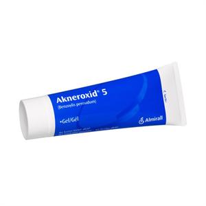 Akneroxid 5 Pattanástalanító Gél