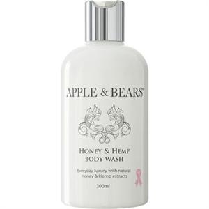 Apple & Bears Honey & Hemp Tusfürdő