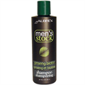 Aubrey Organics Men's Stock Ginseng Biotin Sampon