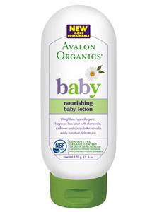 Avalon Organics Baby Tápláló Babatestápoló