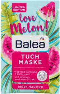 Balea Love Melon! Fátyolmaszk (régi)