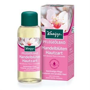 Kneipp Bársonyos Bőr Fürdőolaj Mandulavirág