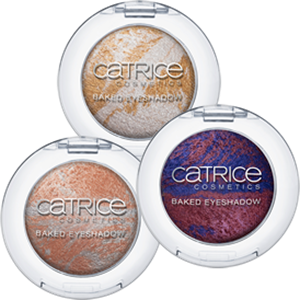 Catrice Matchpoint Baked Eyeshadow