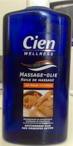 Cien Wellness Masszázsolaj