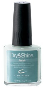 CND Dry & Shine Fedőlakk