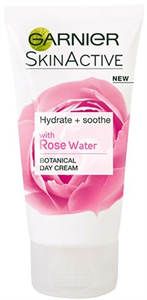 Garnier SkinActive Hydrate + Soothe Botanical Day Cream with Rose Water
