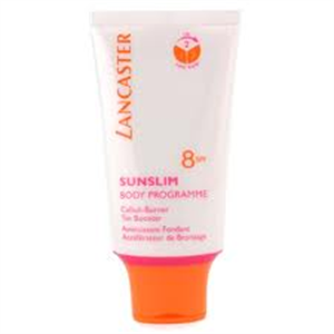 Lancaster Sunslim Body Programme Celluli-Burner Tan Booster Spf 8/15/30