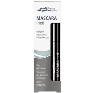 Medipharma Cosmetics Mascara Med Szempillanövesztő & Színező Spirál