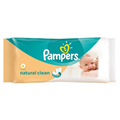 Pampers Natural Clean Törlőkendők