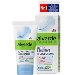 Alverde Ultra Sensitive Pflegecreme