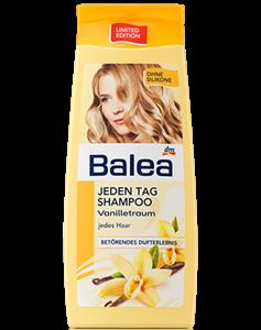 Balea Jeden Tag Shampoo Vanilletraum