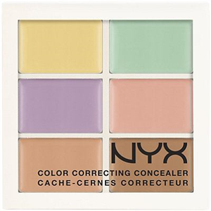 NYX Color Correcting Paletta