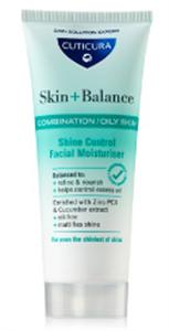 Cuticura Shine Control Facial Moisturiser