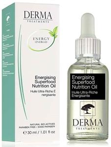 Derma Treatments Energising Superfood Tápláló Olaj Arcra