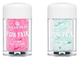 Essence Fun Fair Cotton Candy Nails