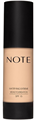 NOTE Cosmetics Mattifying Extreme Wear Pumpás Alapozó