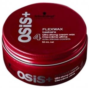 Schwarzkopf Osis+ Flexwax Ultra Strong Cream Wax