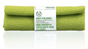 The Body Shop Recycled Body Polisher