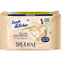 Sanft & Sicher Shea Love Nedves Toalettpapír