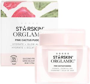 Starskin Orglamic™ Pink Cactus Pudding Moisturiser