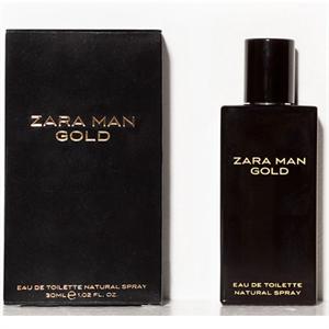 Zara Man Gold