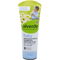 Alverde Baby Waschlotion & Shampoo Kopf Bis Fuss