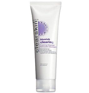 Avon Clearskin Blemish Clearing Foaming Cleanser - Habzó Arctisztító
