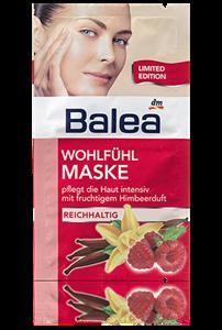 Balea Bőrnyugtató és Hidratáló Maszk